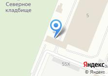 Компания «ИПОПАТ» на карте