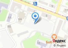 Компания «Volatus» на карте