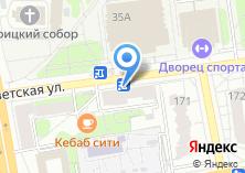 Компания «Главобувьторг» на карте
