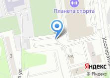 Компания «Футбольный клуб Зенит-Ижевск» на карте