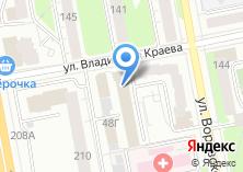Компания «Квадрант-С» на карте