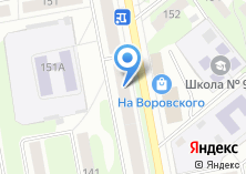 Компания «Сом» на карте