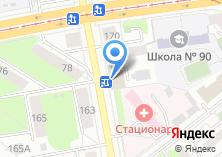 Компания «Столица мира» на карте
