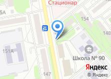 Компания «ТехноГид» на карте