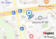 Компания «Шанталь» на карте