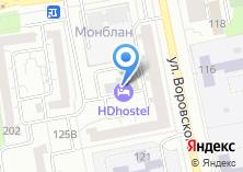 Компания «Достоевский» на карте