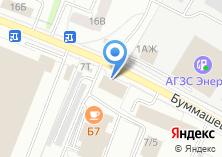 Компания «ЛУКОЙЛ-Интер-Кард» на карте