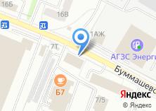 Компания «Срубы России» на карте