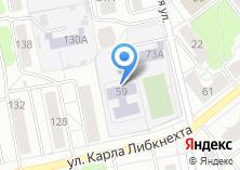 Компания «Детский сад №58» на карте