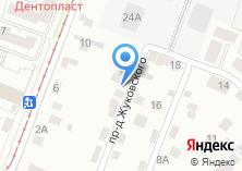 Компания «Продактив» на карте