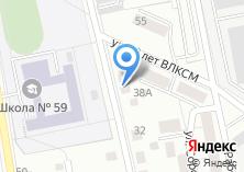 Компания «Дом-отель на двоих» на карте