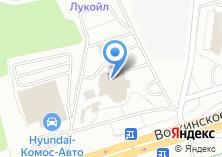 Компания «АвтоМаяк» на карте