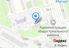 Компания «Отдел Военного комиссариата Удмуртской Республики по Октябрьскому Индустриальному» на карте