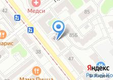 Компания «Арт-гипс» на карте