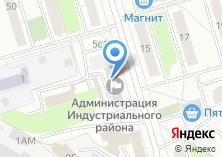 Компания «Сектор гражданской защиты Индустриального района г. Ижевска» на карте