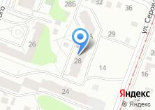 Компания «Виртушка.рф» на карте