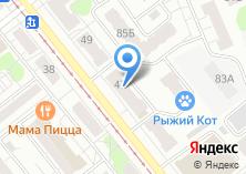 Компания «Стройтехкомплект» на карте