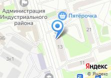 Компания «Национальный центр Закамских удмуртов» на карте
