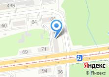 Компания «Джумана» на карте