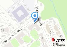 Компания «Мебельная фурнитура» на карте