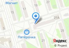 Компания «Центр занятости населения Ижевска» на карте