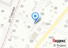 Компания «Славутич» на карте
