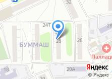 Компания «Желанный дом» на карте