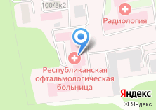 Компания «Сеть магазинов оптики» на карте