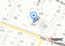 Компания «Авто-МиГ» на карте