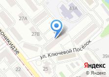 Компания «Централизованная бухгалтерия Управления по делам молодежи Администрации г. Ижевска» на карте