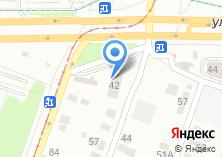 Компания «СМФ Гранит» на карте