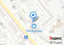Компания «Мастер+» на карте