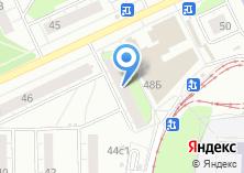 Компания «Пк-Окна-Двери» на карте