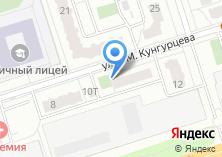 Компания «Спецстрой России» на карте