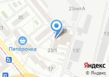 Компания «Up!Print» на карте