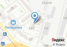 Компания «ТеплоГид - -» на карте