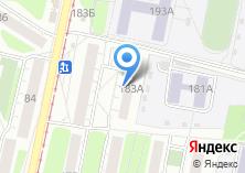 Компания «МФК» на карте