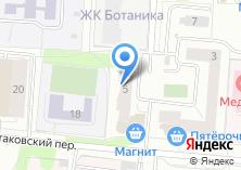 Компания «Парикмахерская на Совхозной» на карте
