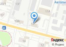 Компания «Инвест-логистика» на карте