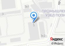 Компания «Пневмосервис» на карте