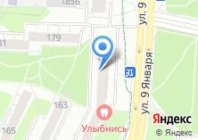 Компания «Стройпартнер» на карте