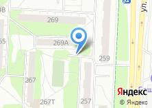 Компания «Серебряные ключи киоск по продаже питьевой воды» на карте