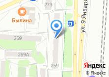 Компания «Sushi time» на карте