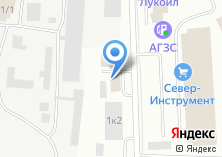 Компания «Ижторгметалл» на карте