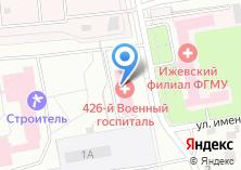Компания «Медицинский центр при СпецСтрое России» на карте