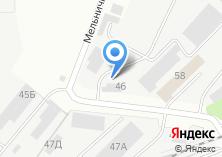 Компания «Атоми» на карте