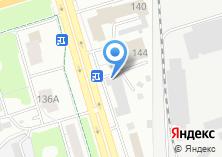 Компания «Аквасервис» на карте