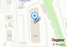 Компания «Север-Инструмент» на карте