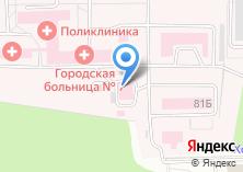 Компания «Городская клиническая больница №7» на карте
