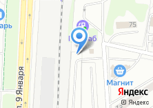 Компания «Ока» на карте